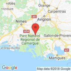 Camargue Karte.Ferienhaus Haus In Arles Für 6 Personen