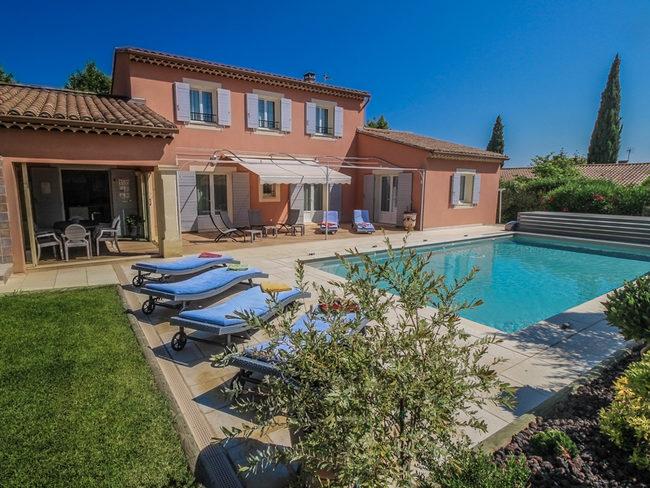 Villa Jonquerettes, Jonquerettes ...