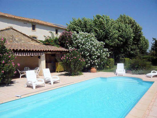 Le Mas Des Couleurs : Ferienhaus In Laudun Lu0027Ardoise, Ardèche Schluchten