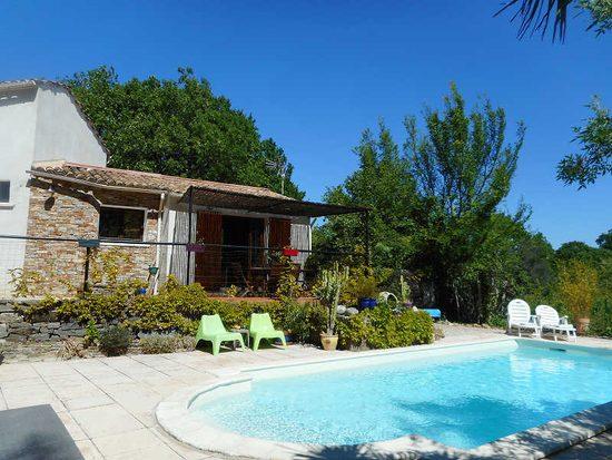 Marvelous In Den Cevennen, Komfortable Villa, Privater Pool , Haustiere Erlaubt