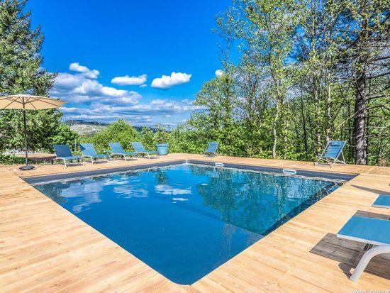 High Quality In Ribes, Gorges De Lu0027Ardèche, Moderne Klimatisierte Villa Mit Pool